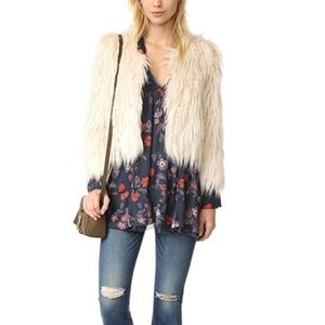 Free People So Fine Floral Tunic Dress